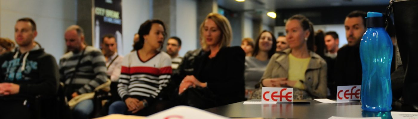 Empowering entrepreneurs – CEFE trainers from Bosnia