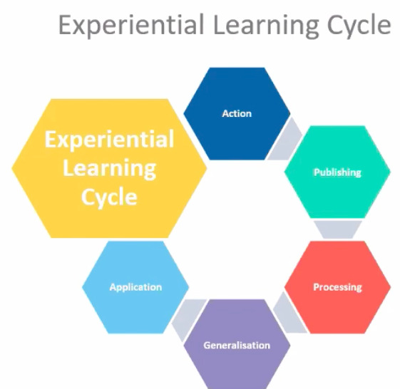 CEFE – Experiential learning cycle