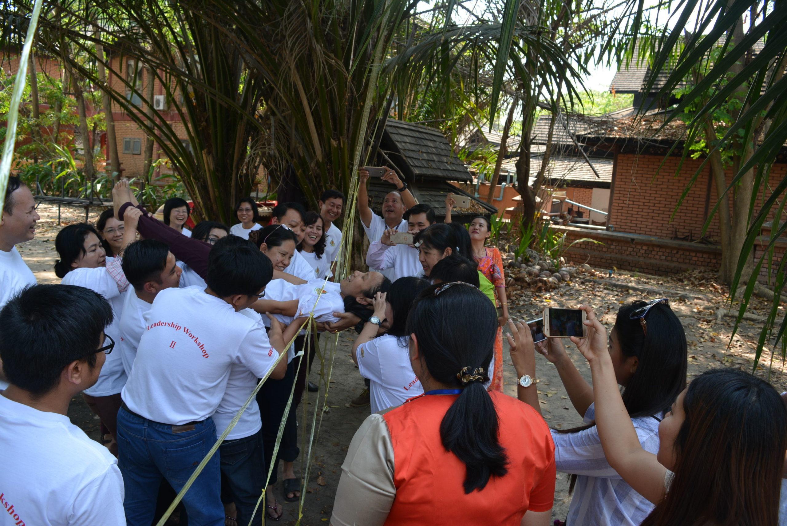 CEFE New Step in Myanmar Medical Field