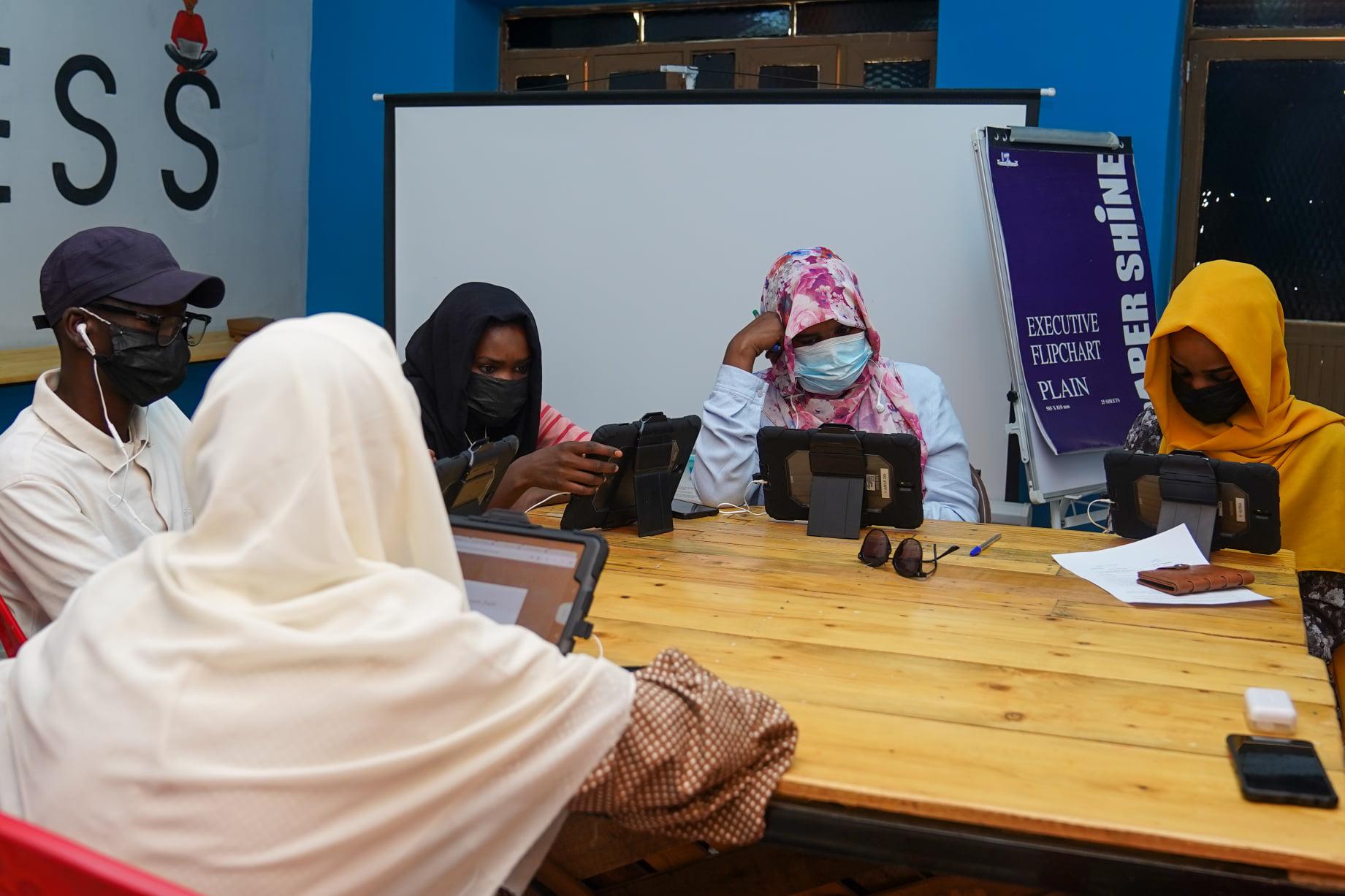Dafur- EL Fasher - Entrepreneurship week- 2nd